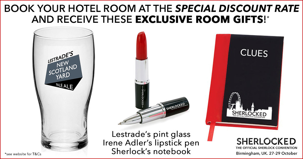 Exclusive Room Gifts!